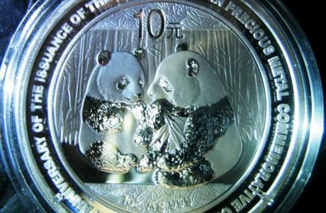 Edelmetall und Bargeld sicher im Tresor