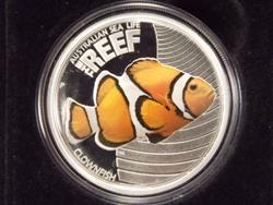 Farbmünze Clownfish Australien Sea Life I