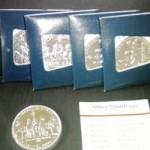 Ab 2014 volle Mehrwertsteuer auf Silber